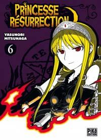 Princesse Résurrection #6 [2009]