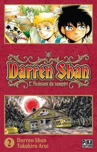 Darren Shan, Le cirque de l'étrange #2 [2009]