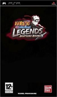 Naruto Shippuden Legends : Akatsuki Rising [2009]