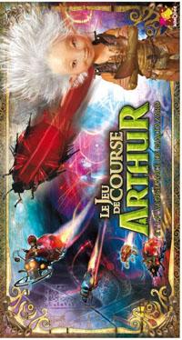 Arthur et les Minimoys : Arthur et la vengeance de Maltazard - le jeu de course [2009]