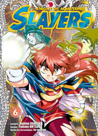 Slayers - Knight of Aqua Lord #6 [2009]