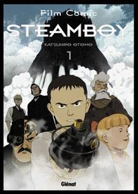 Steamboy #1 [2009]