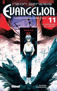 Evangelion Volume 11 [2008]