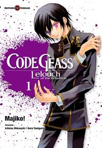 Code Geass - Lelouch of the Rebellion #1 [2009]