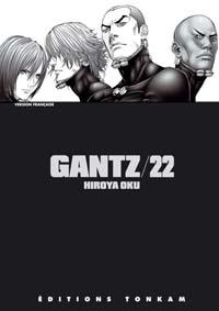 Gantz [#22 - 2008]