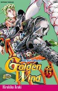 Golden Wind - Jojo's Bizarre Adventure [#15 - 2009]