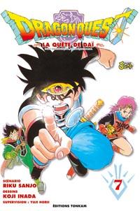 Dragon Quest - La quête de Daï [#7 - 2008]