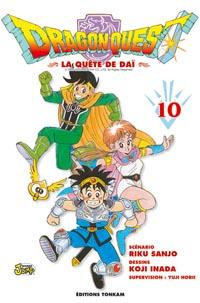 Dragon Quest - La quête de Daï [#10 - 2008]