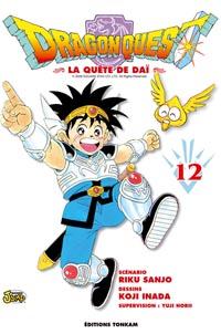 Dragon Quest - La quête de Daï [#12 - 2008]