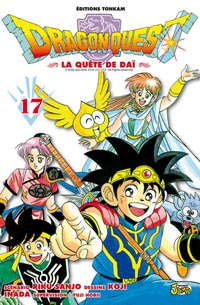 Dragon Quest - La quête de Daï [#17 - 2009]