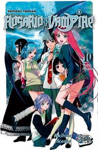 Rosario + Vampire [#10 - 2008]