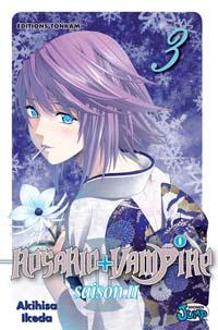 Rosario + Vampire saison II [#3 - 2009]