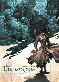 La Licorne : Les Eaux noires de Venise [#3 - 2009]