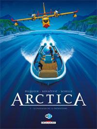 Arctica : Le Passager de la Préhistoire #3 [2009]
