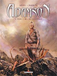 Adamson : Dans l'oeil du cauchemar #2 [2009]