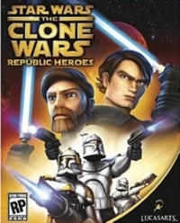 Star Wars The Clone Wars : Les Héros de la République [2009]