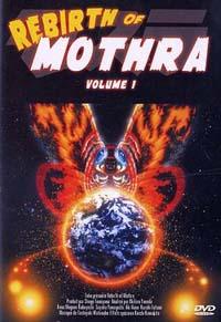 Rebirth of Mothra #1 [2001]