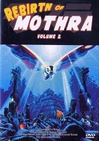 Rebirth of Mothra #2 [2001]