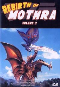 Rebirth of Mothra #3 [2001]