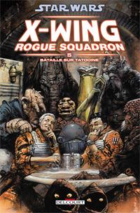 Star Wars : Rogue Squadron : Bataille sur Tatooine #5 [2009]