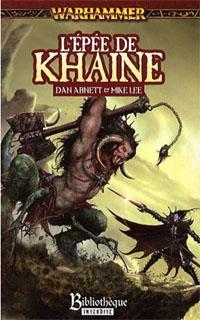 Warhammer : Série Malus Darkblade: L'épée de Khaine tome 4 [2009]