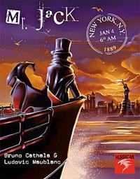 Jack L'Eventreur : Mr. Jack à New-York [2009]
