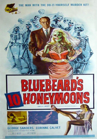 Bluebeard's Ten Honeymoons [1960]