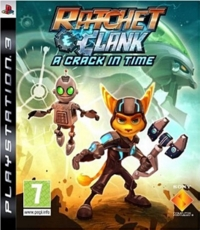 Ratchet & Clank : A Crack in Time [2009]