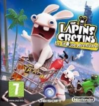 The Lapins Crétins : La Grosse Aventure - DS