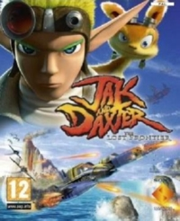 Jak & Daxter : Jak and Daxter : The Lost Frontier #4 [2009]