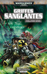 Warhammer 40 000 : Space Wolf : Série Ragnar: Griffes sanglantes [#2 - 2009]