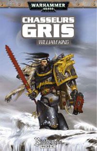 Warhammer 40 000 : Space Wolf : Série Ragnar: Chasseur gris #3 [2009]