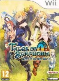 Tales of symphonia : Dawn of the new world - PSN