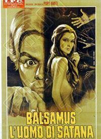Balsamus, l'homme de Satan [1970]