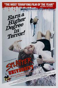 Splatter University [1984]