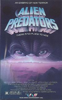 Alien Predator [1987]