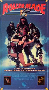 The Roller Blade Seven : Roller Blade