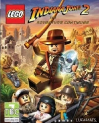 Lego Indiana Jones 2 : L'Aventure Continue #2 [2009]