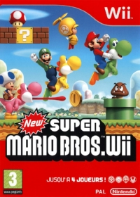 New Super Mario Bros. Wii - Console Virtuelle