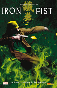 Iron Fist : Les sept capitales célestes 2 #3 [2009]