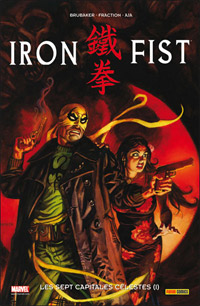 Iron Fist : Les sept capitales célestes 1 #2 [2009]