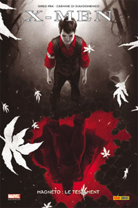 X-Men : Magnéto : Le testament [2009]