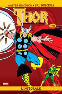 Collection Thor l'Intégrale : Thor l'Intégrale : 1986 #3 [2009]