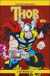 Collection Thor l'Intégrale : Thor l'Intégrale : 1985 [#2 - 2008]