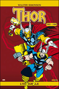 Collection Thor l'Intégrale : Thor l'Intégrale : 1983-1984 [#1 - 2007]