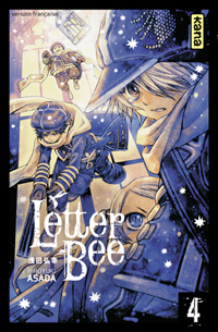 Letter Bee #4 [2009]
