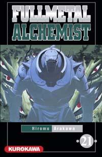 Fullmetal Alchemist [#21 - 2009]