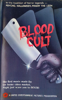 Blood Cult [1985]
