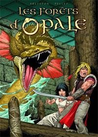 Les forêts d'Opale : Les geôles de Nénuphe [#4 - 2005]