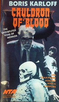 Cauldron of Blood [1970]